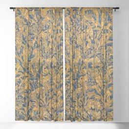 abundance (variant 3) Sheer Curtain