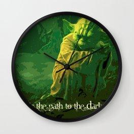 Yoda | Star War Art Wall Clock