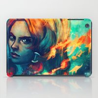 airbender iPad Cases featuring Legend by Alice X. Zhang
