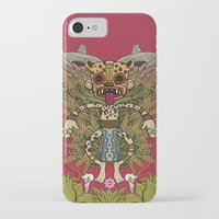 mexican iPhone & iPod Cases featuring Mexican by Joel Velasco