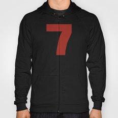 Number 7 Hoody