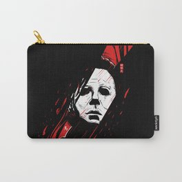 Hell-O-Ween Myers knife Carry-All Pouch