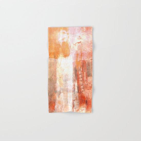 Ricordi dell'Infanzia: Osserva Sopra il Muro Hand & Bath Towel