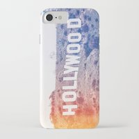 hollywood iPhone & iPod Cases featuring Hollywood by Laura Ruth
