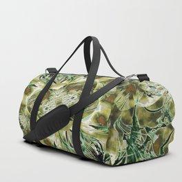 Golden Brances Duffle Bag