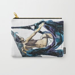 Black Pearl of Paris Carry-All Pouch