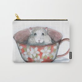 Rat in a cup Carry-All Pouch