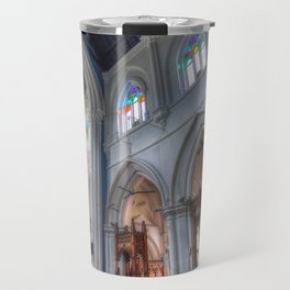 St Andrews Cathedral Singapore Travel Mug