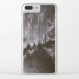 MŚTŸ Clear iPhone Case