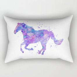 Fairytale Horse Rectangular Pillow