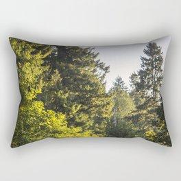 Beautiful Trees / 17 Rectangular Pillow