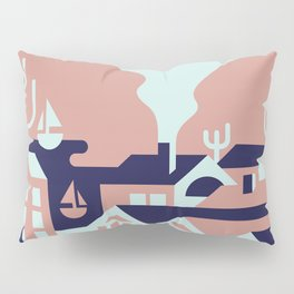 Vagabond Heart Iceland Pillow Sham
