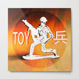 Toy Soldier I Metal Print