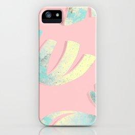 flora pattern no.1 / bright  iPhone Case
