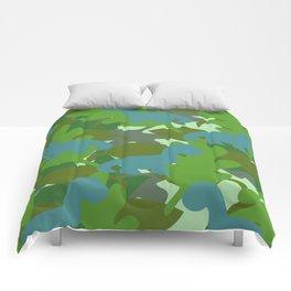 Jungle Dinosaur Comforters