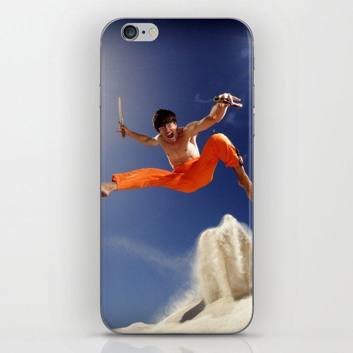 Dune Ninja iPhone Skin
