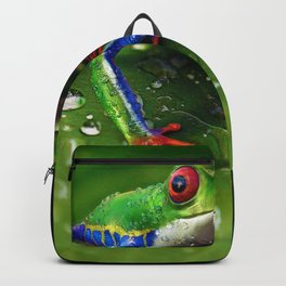 Tree Frog Backpack