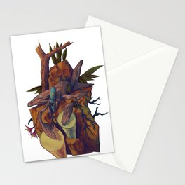 One with the sound Stationery Cards