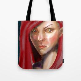 Pretty Eyes Tote Bag