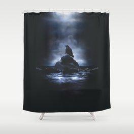 Matthew 71 Shower Curtain
