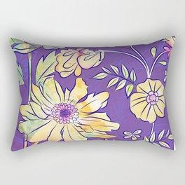 Francella Floret Rectangular Pillow