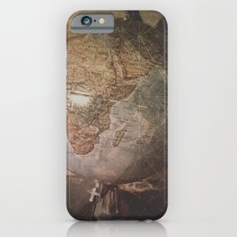 This is the world iPhone Case