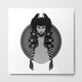 Felinae Metal Print