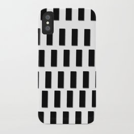 Graphic_Dashed iPhone Case