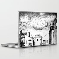 buildings Laptop & iPad Skins featuring Buildings by Giuseppe Vassallo