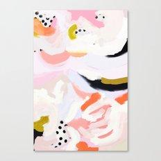 Dotty Canvas Print
