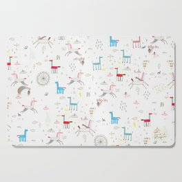 Merry-go-round Cutting Board