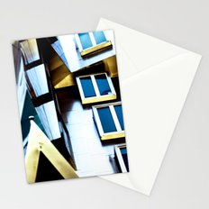 The World As I See It Stationery Cards