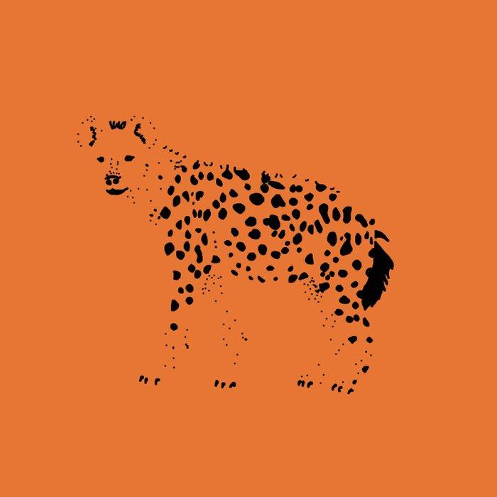 Hyena Spots Comforters