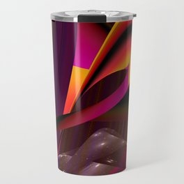 Over the Rainbow by Kenny Rego Travel Mug