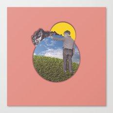 seize//the.moment/ Canvas Print