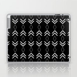 Tribal Pattern Aztec #2 #minimal #decor #art #society6 Laptop & iPad Skin