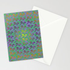 Horse - Pattern 3 Stationery Cards