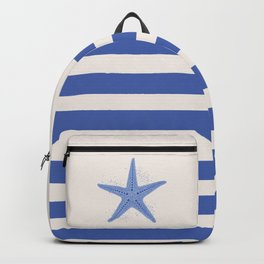 AFE Blue Starfish Backpack
