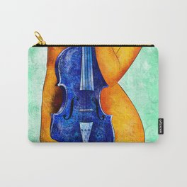 Bellaseussa - beauty with violin Carry-All Pouch