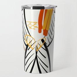 The warrior dress Travel Mug