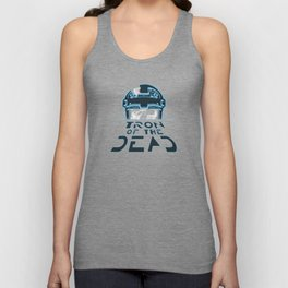Tron Of The Dead Unisex Tank Top