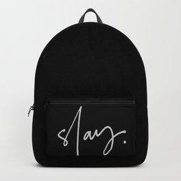 Slay (black) Backpack
