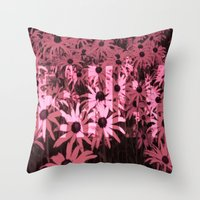fancy Throw Pillows featuring Fancy by Paxton Keating