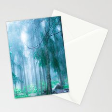 Far from roads... Stationery Cards