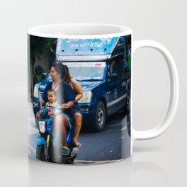 Ayutthaya Transportation Coffee Mug