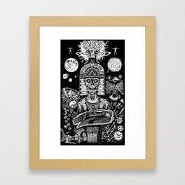 Awakening in Union Framed Art Print