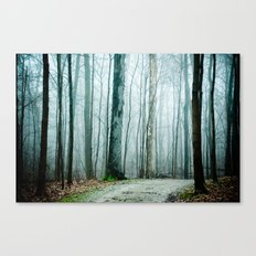Feel the Moment Slip Away Canvas Print