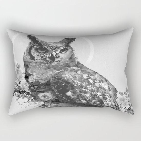 Moon Vertigo Rectangular Pillow