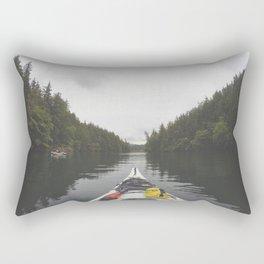 Live the Kayak Life Rectangular Pillow