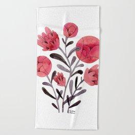 Adelina Beach Towel